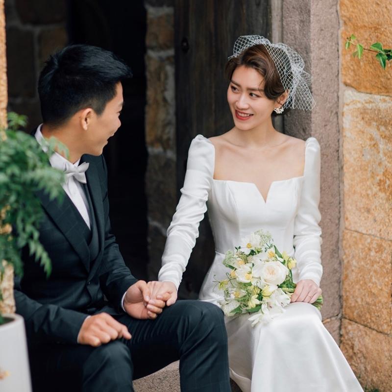 ảnh váy cưới
